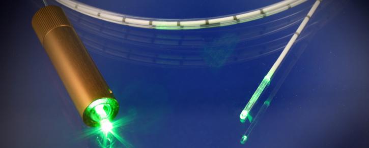 Side Firing Fiber Optic